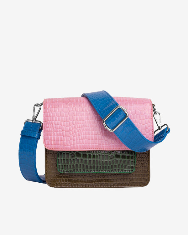 Hvisk CAYMAN POCKET MULTI Crossbody 022 Pink