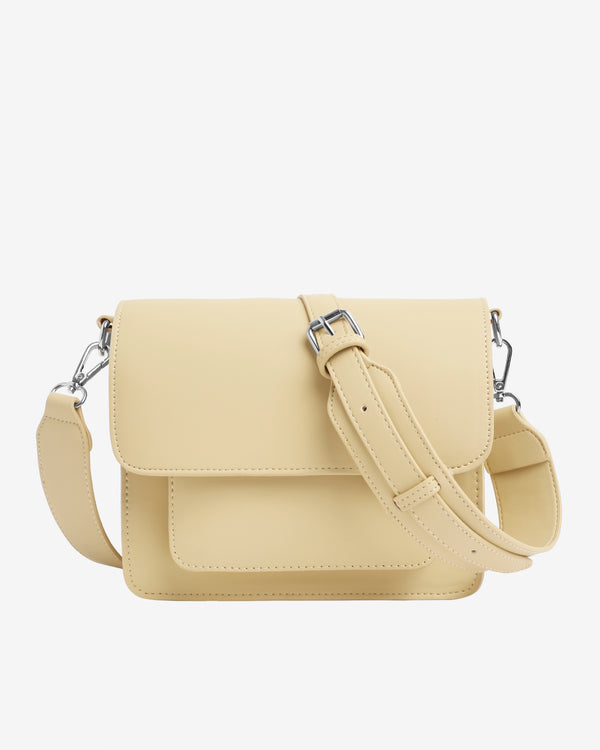 Hvisk CAYMAN POCKET RESPONSIBLE Crossbody 128 Pastel Yellow