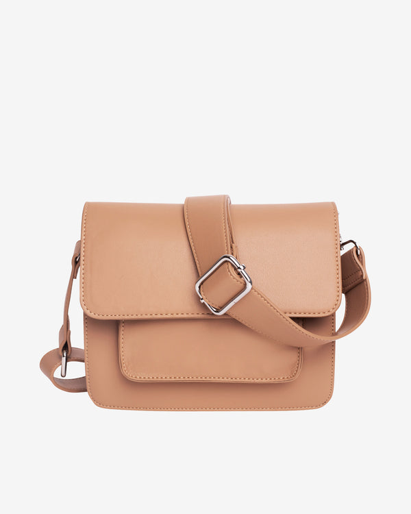 Hvisk CAYMAN POCKET SOFT Crossbody 076 Beige