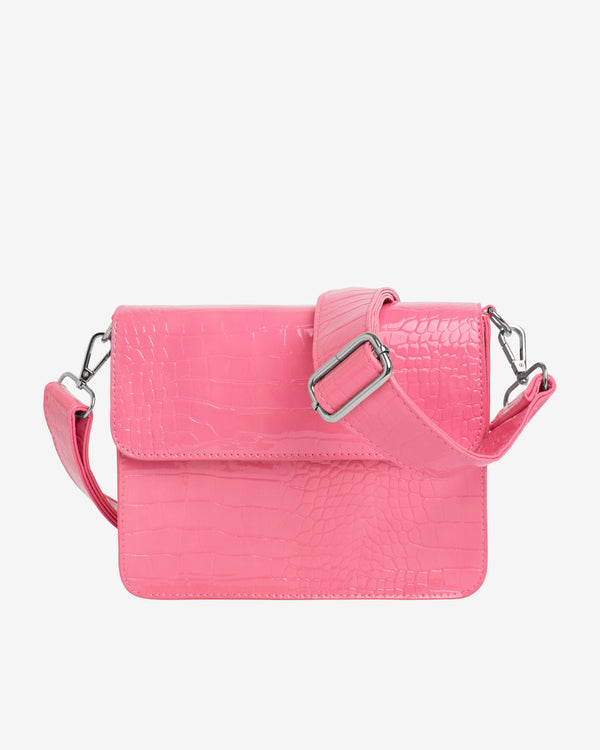 Hvisk CAYMAN SHINY STRAP BAG Crossbody 022 Pink