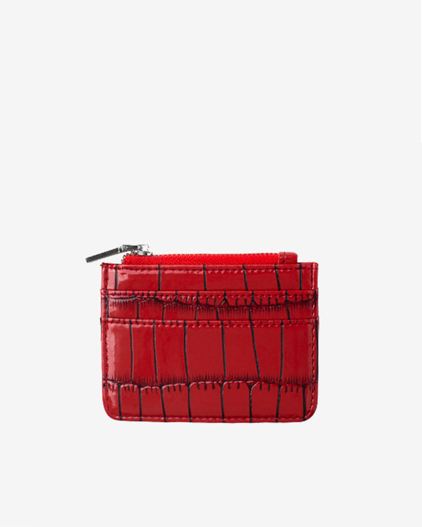 Hvisk CAYMAN CARD HOLDER Wallet 019 Red