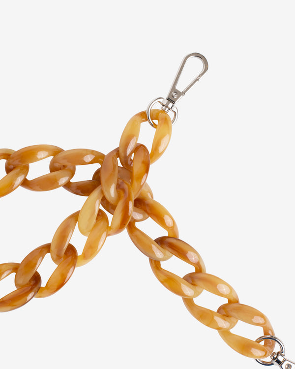 Hvisk CHAIN HANDLE Strap 124 Brownish