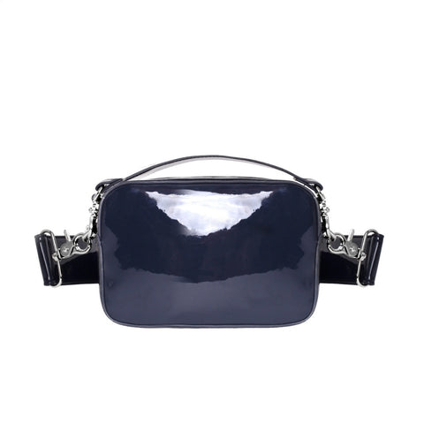 Hvisk GLAZE SMALL Crossbody 003 Midnight Blue