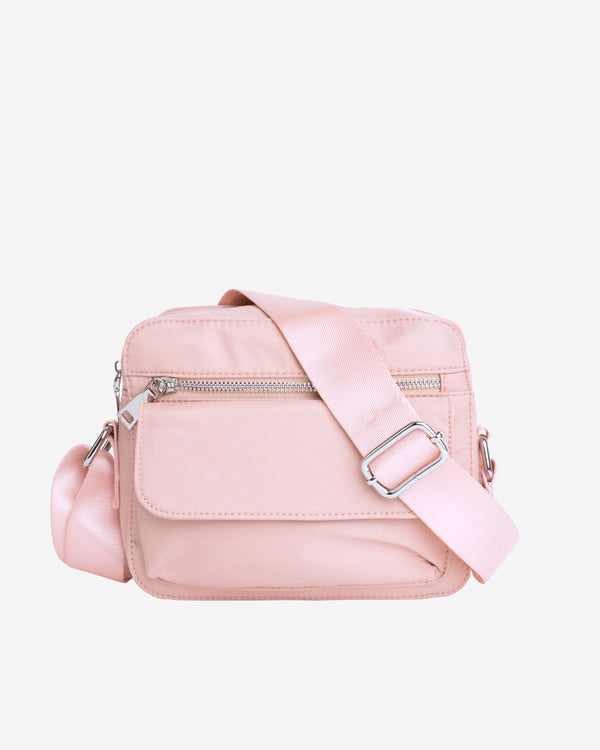 Hvisk HALLI NYLON Crossbody 016 Dusty Pink