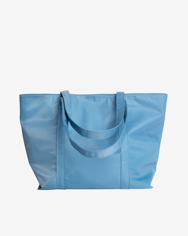 Hvisk JUNA NYLON Shopper 071 Dusty Blue