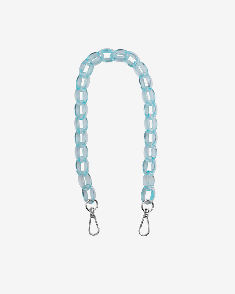 Hvisk OVAL CHAIN HANDLE Strap 097 Crystal Blue