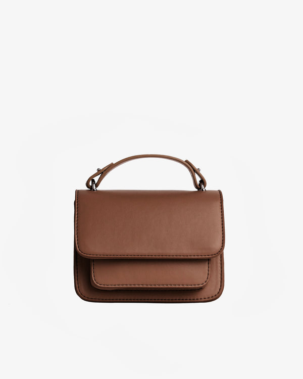 Hvisk RENEI SOFT Crossbody 060 Brown