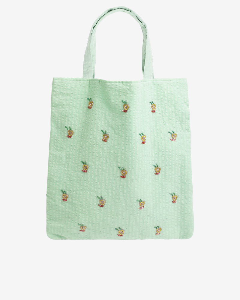 Hvisk TOTE DALE Handle Bag 095 Mint Green