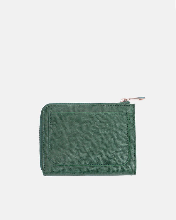Hvisk WALLET POCKET TEXTURE Wallet 010 Green