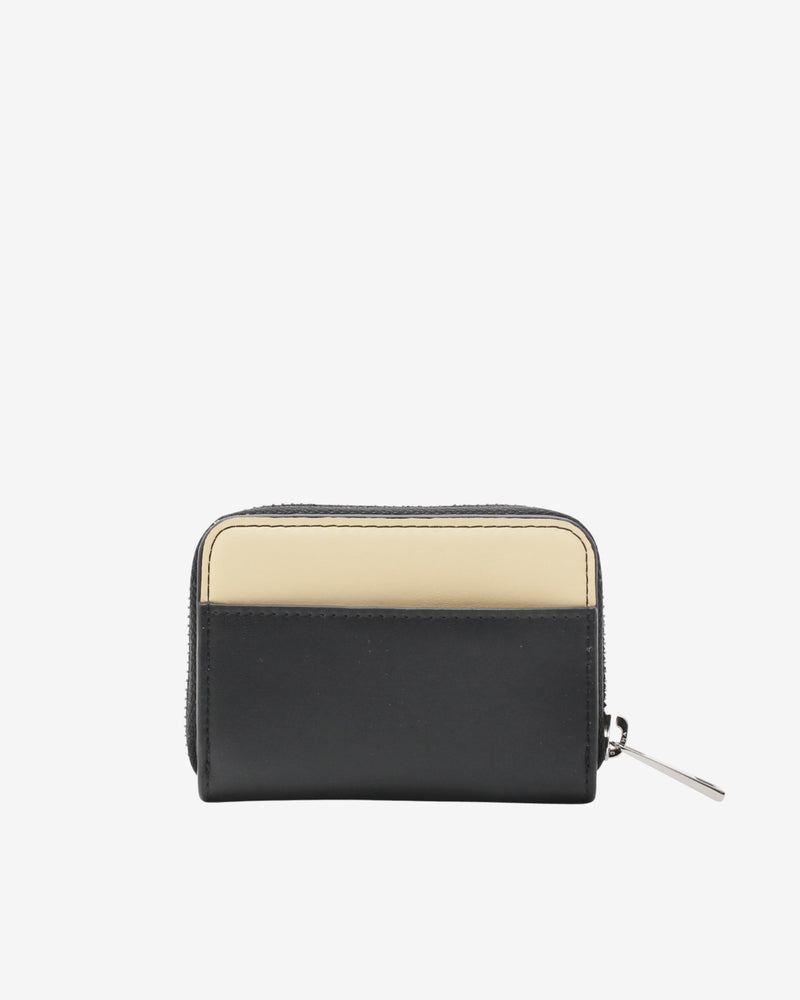 Hvisk WALLET SHELL RESPONSIBLE Wallet 128 Pastel Yellow