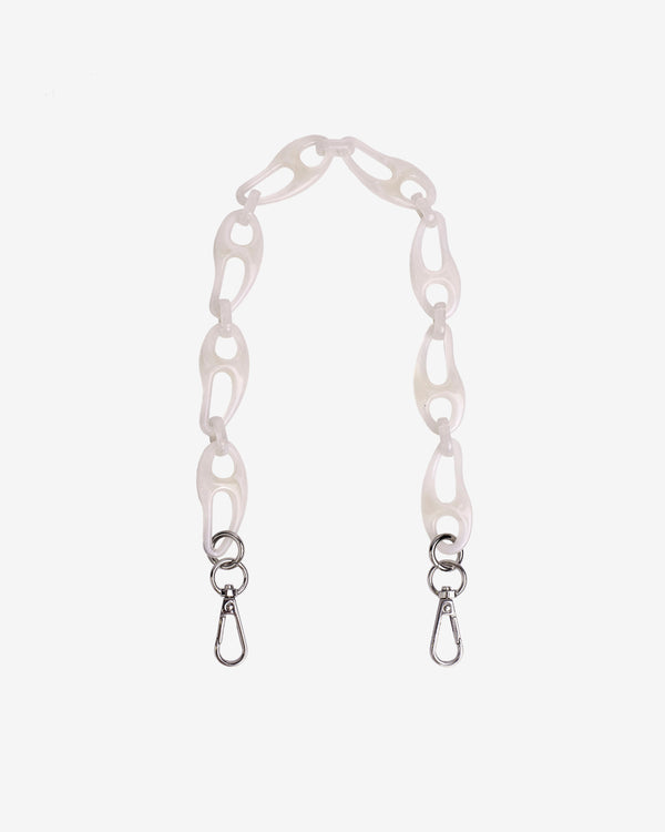 Hvisk WAVY CHAIN HANDLE Strap 027 White