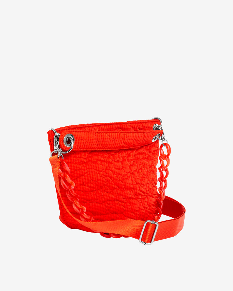 Hvisk NEAT POSY Handle Bag 118 Orange/red