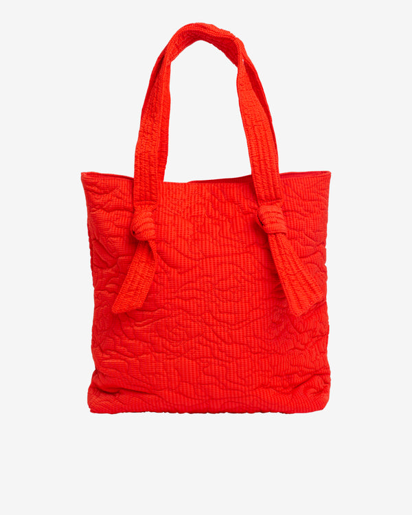 Hvisk DALCA POSY Handle Bag 118 Orange/red