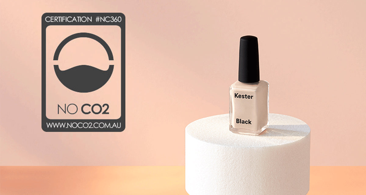 Kester Black goes 100% Carbon Neutral