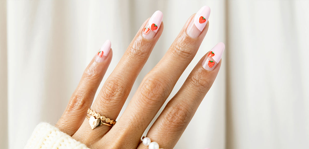 Party Nails: Get the look with the Overglow Edit