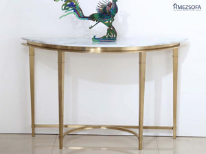 Charles Marble Side Table
