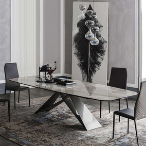 Avelyn Marble Dining Table