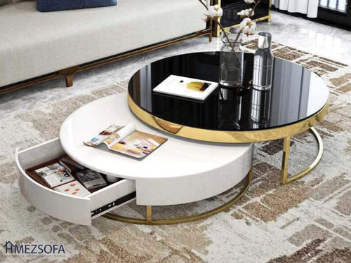 Mike-R Coffee Table (One Pair)