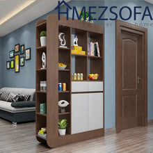 Partition Wall Display Shelves