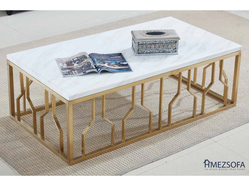 Stark-R Marble Coffee Table