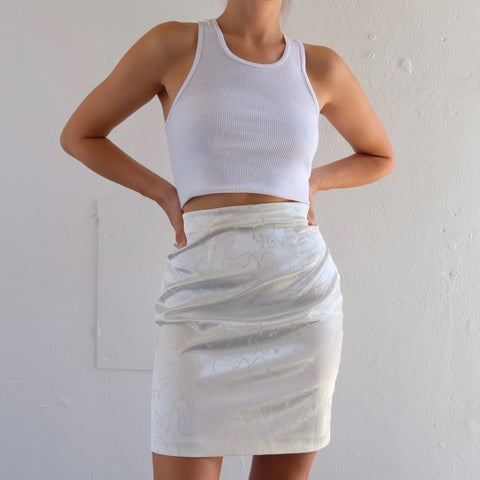 Moonflower Skirt