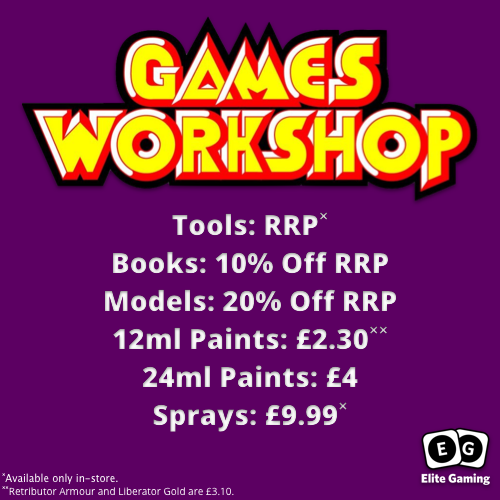 Our New Games Workshop Pricing and Community Strategy