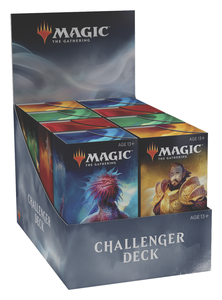 Magic: The Gathering's 2019 Challenger Decks Deconstructed