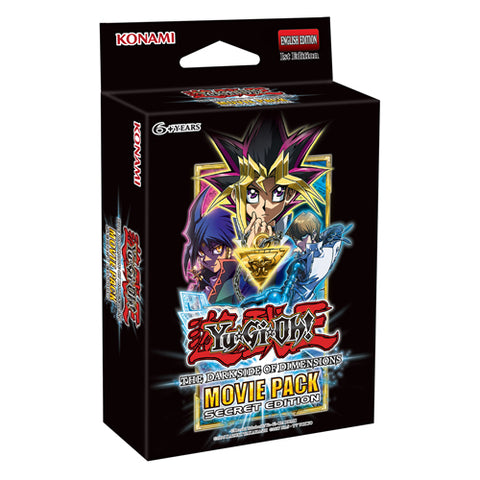 Yu-Gi-Oh! Movie Packs - Secret Edition!