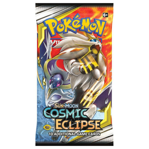 Pokémon Sun & Moon - Cosmic Eclipse Booster Pack