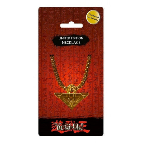 OFFICIAL Yu-Gi-Oh! Limited Edition Replica Necklace
