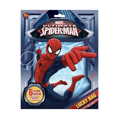 Ultimate Spider-Man Lucky Bag