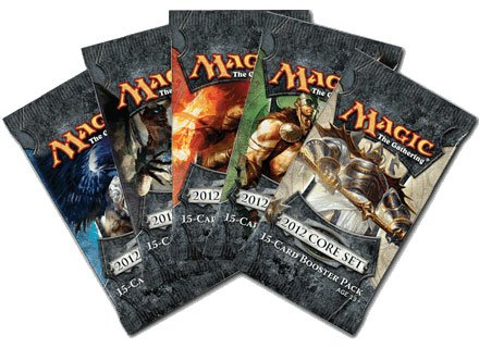 2012 Core Set Booster Pack