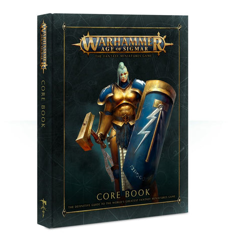 Age Of Sigmar Core Rulebook