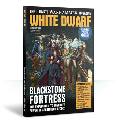White Dwarf - December 2018