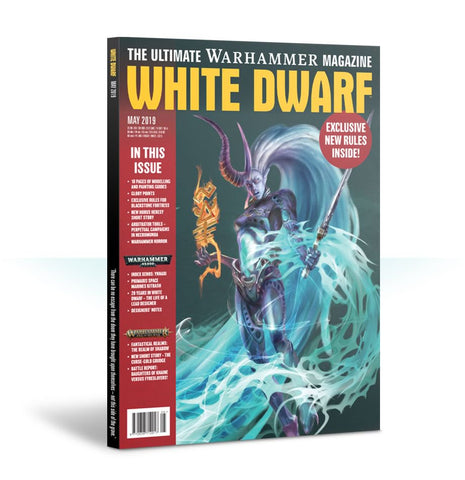 White Dwarf May 2019