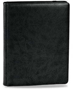 Premium 9-Pocket Black PRO-Binder