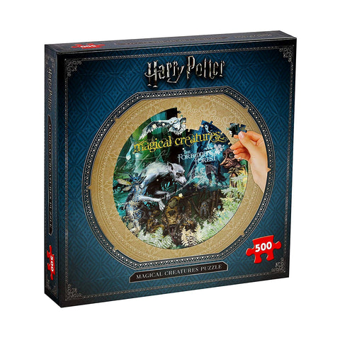 Harry Potter Magical Creatures Puzzle (500 pieces)