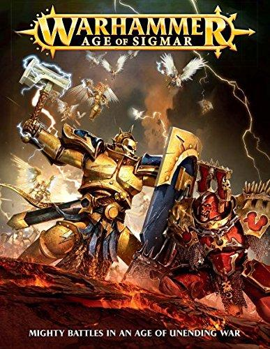 Warhammer Age of Sigmar First Edition Rulebook – Elite Gaming