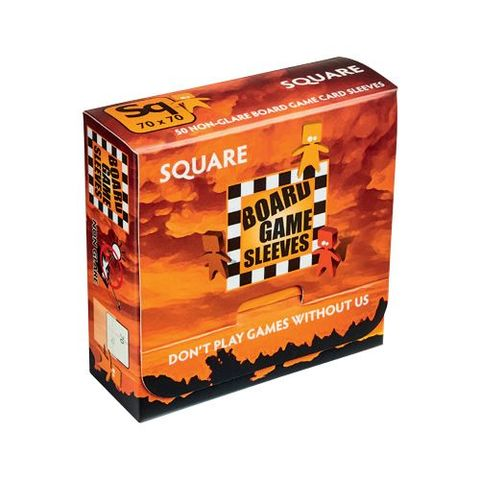 Arcane Tinmen Square Board Game Sleeves
