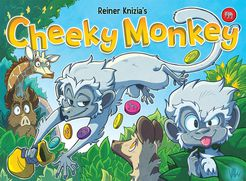 Cheeky Monkey board game