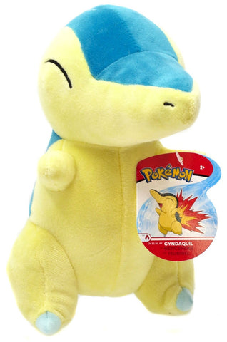 8-inch Pokemon Plush - Cyndaquil