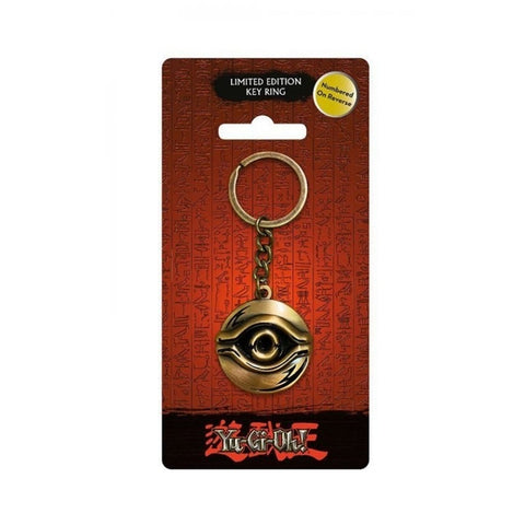 OFFICIAL Yu-Gi-Oh! Limited Edition Key Ring
