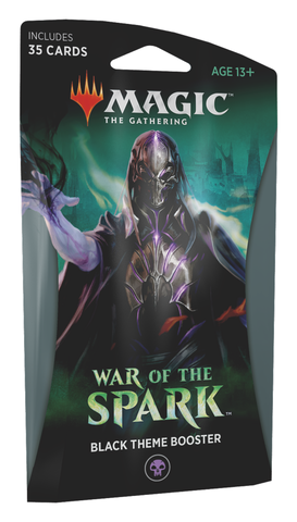 War of the Spark Theme Booster (Black)