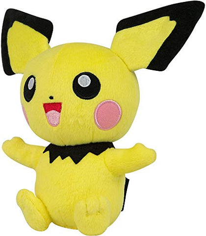 8-inch Pokemon Plush - Pichu