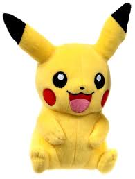 8-inch Pokemon Plush - Pikachu