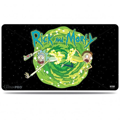 Rick and Morty Playmat Portal