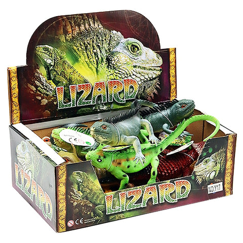 Large Lizards with Squeaker