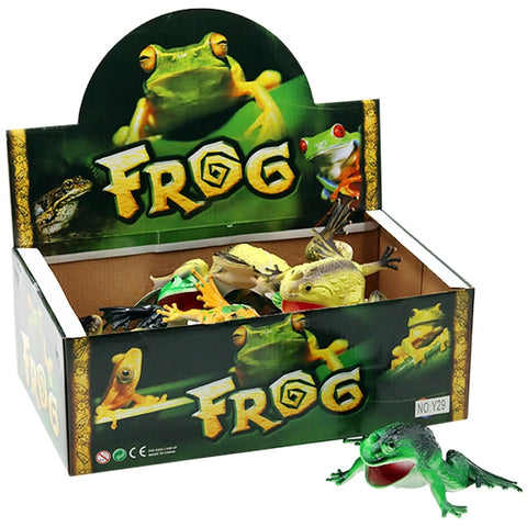 Frogs with Squeaker
