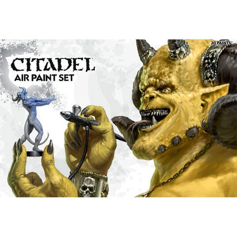 Air Paint Set