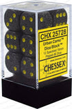 Chessex Speckled D6 (Set of 12)